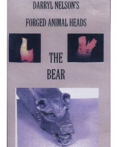 Forged Animal Heads. THE BEAR     DVD