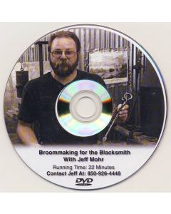 Broommaking for the Blacksmith  DVD