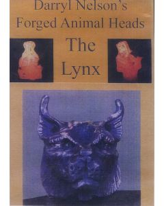 Forged Animal Heads. THE LYNX   DVD