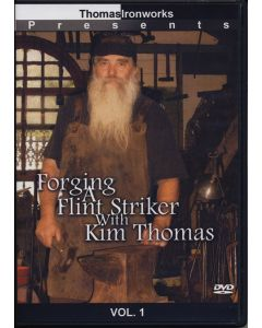 Forging a Flint Striker   DVD
